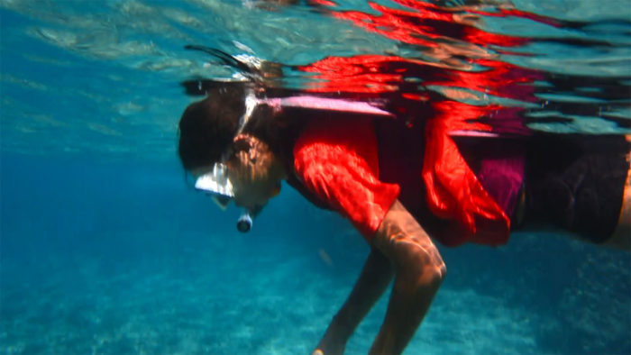 main pic of - Snorkeling for fun not as a sport activity