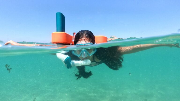 main pic of - Snorkeling for fun, not sport