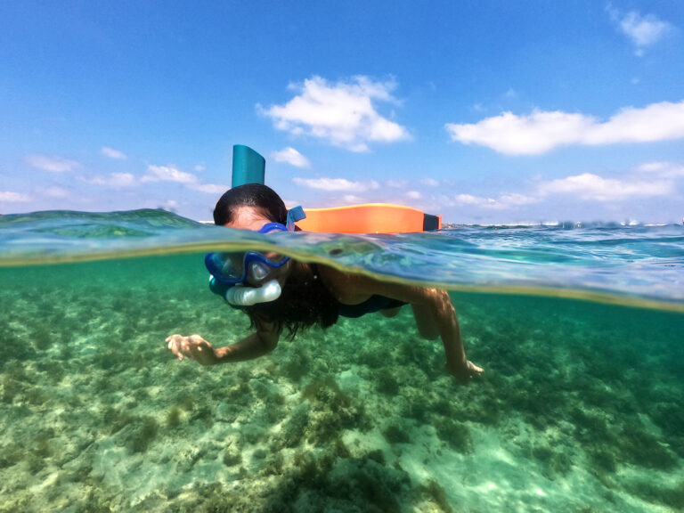 main pic of - Snorkeling with Snorkelin Medium Eva Buoy