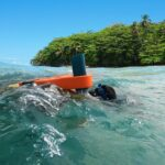 Snorkelin Young - Eva Foam Buoy Pic 6